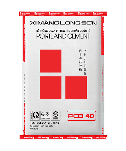 Xi măng Long Sơn PC40